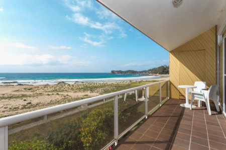 Retreat Beside The Beach - Unit Five